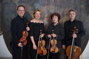 Verdi Quartett, Foto: P. Samer