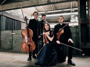 Eliot Quartett, Foto: Thomas Stimmel