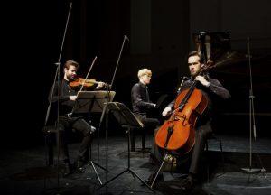 Trio Adorno, Foto: Daniel Delang